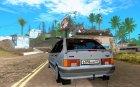 Lada 2114 для GTA San Andreas вид сзади слева