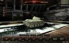 Премиум ангар WoT for World of Tanks inside view