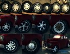 Wheel Pack Final for Mafia II top view