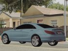 Mercedes-Benz CLS 63 AMG for GTA San Andreas side view