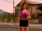GTA 5 Prostitute Brown Hair