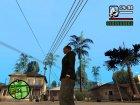 "Ветровка  ""Анархиста"" for GTA San Andreas top view"