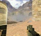 Новые текстуры гранат и прозрачный тактический щит для Counter-Strike 1.6 вид изнутри