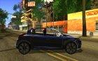 Renault Megane III для GTA San Andreas вид изнутри