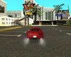 Dewbauchee Massacro для GTA San Andreas вид сзади слева