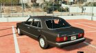 1987 Mercedes Benz 560SEL for GTA 5 left view
