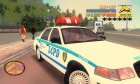 Ford Crown Victoria LCPD Cruiser 1998(чистая и с колпаками) for GTA 3 right view