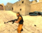Escaped Prisoner Beta V.2 для Counter-Strike Source вид сверху