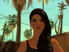 Lana from The Sims 4 для GTA San Andreas вид сверху