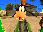Персонажи мультфильмов для GTA San Andreas вид сверху