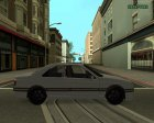 Peugeot 405 for GTA San Andreas rear-left view