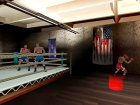 Venum Gym для GTA San Andreas вид сзади