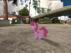 Berrypunch (My Little Pony) for GTA San Andreas inside view