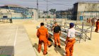 Prison Mod 0.1 for GTA 5 top view