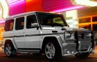 Mercedes-Benz G65 2013 Hamann Body для GTA San Andreas вид сзади слева