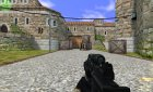 Heckler & Koch 416 tactical.Cs 1.6 version для Counter-Strike 1.6 вид сзади слева