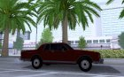 Chevrolet Caprice 1986 for GTA San Andreas inside view