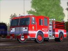 Seagrave Marauder II SFFD Engine 28 for GTA San Andreas left view