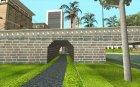 Новый парк в Лос Сантосе for GTA San Andreas top view