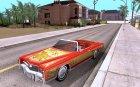 Cadillac Eldorado '76 Convertible for GTA San Andreas right view