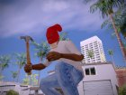 Weapons Pack By Crow для GTA San Andreas вид изнутри