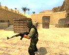 Maestro's Phoenix Mercenary для Counter-Strike Source вид сверху