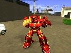 Hulkbuster для GTA San Andreas вид изнутри