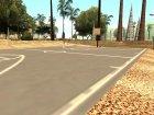 Новые текстуры баскетбольной площадки. for GTA San Andreas rear-left view