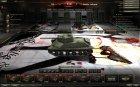 Аниме премиум ангар for World of Tanks top view