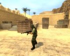 Maestro's Phoenix Mercenary for Counter-Strike Source inside view
