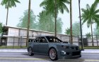 Subaru Impreza WRX для GTA San Andreas вид сверху