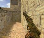 PP Bizon для Counter-Strike 1.6 вид сзади слева