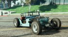 Jeep Willys Hot-Rod 1.1