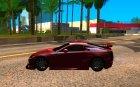 Lexus LFA 2010 for GTA San Andreas left view