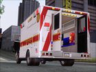 Freightliner M2 Chassis SACFD Ambulance для GTA San Andreas