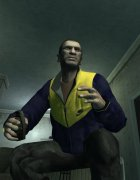 Пак оружия by Gangzta для GTA 4 вид сбоку