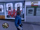 Quicksilver Comics skin для GTA San Andreas вид слева