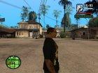 """Футболка """"Wath Dogs"""" for GTA San Andreas top view"""