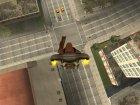 Новые текстуры дорог для GTA San Andreas вид изнутри