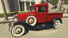 Ford A Pick-up 1930 for GTA 5 inside view