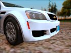 2013 Chevrolet Caprice Generic для GTA San Andreas вид сзади слева