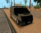 Ford Transit Acermans RC для GTA San Andreas вид слева