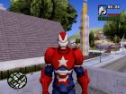 Iron Patriot Norman Osborn for GTA San Andreas left view