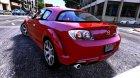 Mazda RX8 Spirit R 2012 v1.6 для GTA 5 вид сверху