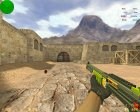 Brick Piece Shotgun для Counter-Strike 1.6 вид слева