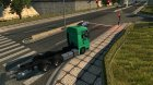 MAN TGX v1.4 for Euro Truck Simulator 2 inside view