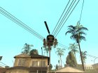 Подмога v0.3 для GTA San Andreas вид изнутри