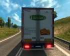 Cooler Tillmans for Euro Truck Simulator 2 rear-left view