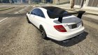 2010 Mercedes-Benz CL65 AMG for GTA 5 top view