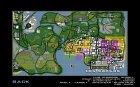 Карта из GTA SA Mobile для GTA San Andreas вид сверху